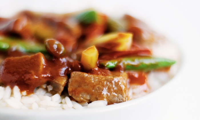 Canton Phoenix - Tigard Neighborhood Area 12: Chinese Food for Lunch or Dinner at Canton Phoenix (45% Off)