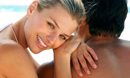 Two or Three Sun Spot Removal Treatments at Caruso Aesthetics (Up to 86% Off)