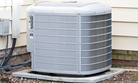 Air Conditioner Check or Tune-Up from Hartman Plumbing Heating Air Solar and Electric (Up to 50% Off)