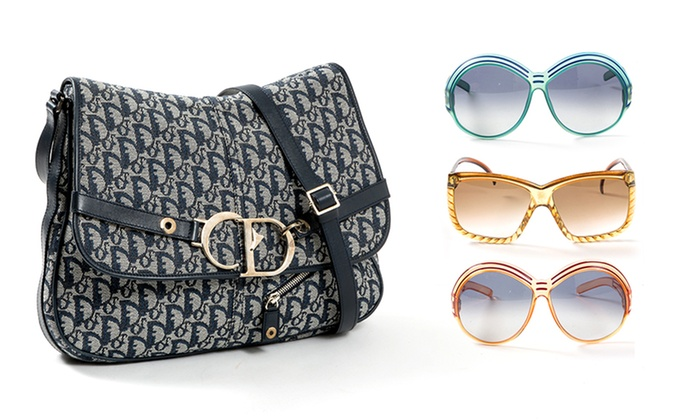 1191993add Accessori vintage Christian Dior | Groupon Goods