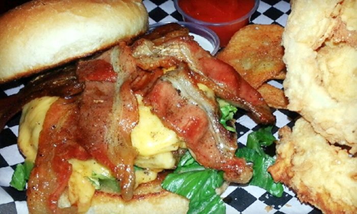 H2 Burger Co. - Fort Worth: $7 for $15 Worth of Gourmet Burgers at H2 Burger Co.
