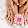 Up to 55% Off Mani-Pedis at Air Salon & Spa