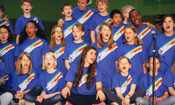 The Young Americans World Tour Summer Camp - Elkhorn: $49 for Premier Day Camp July 16–18 at The Young Americans World Tour Summer Camp in Fremont ($112 Value)