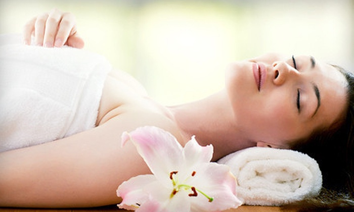 AJ's Spa Millennium - Pepper Pike: $24 for $50 Worth of Spa Services at AJ's Spa Millennium