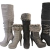 Twisted Platform Women's Boots and Booties