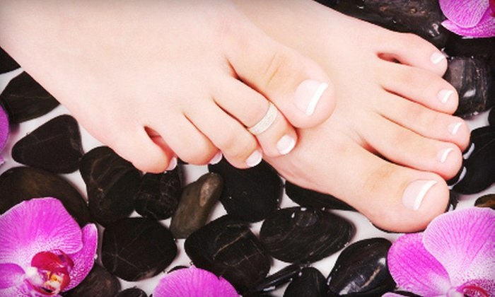 Sweet D Nails - Waldo: One or Two Super Deluxe Spa Pedicures at Sweet D Nails (Half Off)