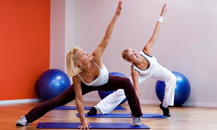 One or Two Month of Unlimited Fitness Classes at Fusion Studio (Up to 52% Off)