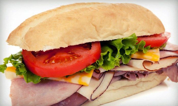 Mother Rucker's Subs - Trinidad - Langston: $7 for Sub Sandwiches and Chips for Two at Mother Rucker's Subs (Up to $14.80 Value)