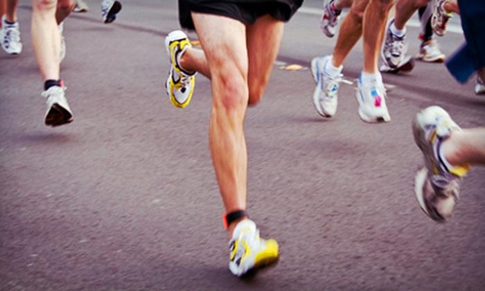 Honky Tonk Marathon & Half Marathon - Wisconsin Dells: Honky Tonk Half Marathon or Marathon Entry (Up to 51% Off)