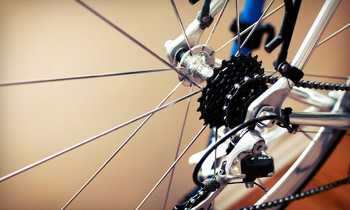 Spoke House Bicycles - Multiple Locations: $25 for a Bicycle Tune-Up at Spoke House Bicycles ($50 Value)