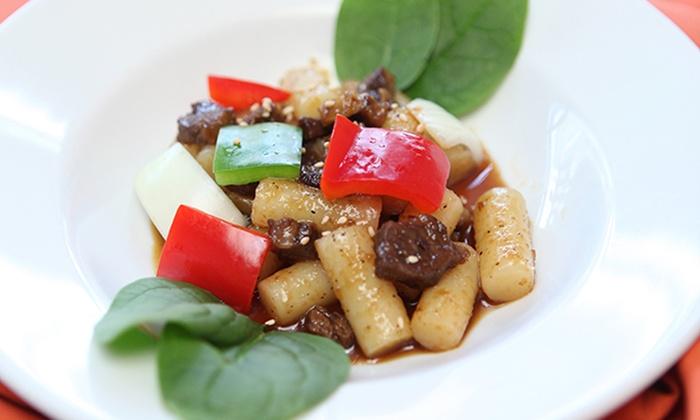 Osek Korean Restaurant - Old Pasadena: Korean Food for Two or Four at Osek Korean Restaurant (Up to 50% Off)