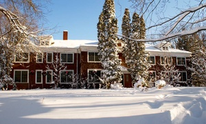 1- Or 2-night Stay For Two In Pablo Picasso, Eva Peron, Or Robert Frost Room At The Outing Lodge In Stillwater, Mn