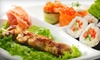 11 Cafe - Downtown Knoxville: Mediterranean Food at 11 Cafe (Up to 55% Off). Two Options Available.