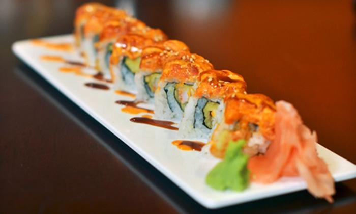Makiman Sushi - Center City: $20 Worth of Sushi for Dinner