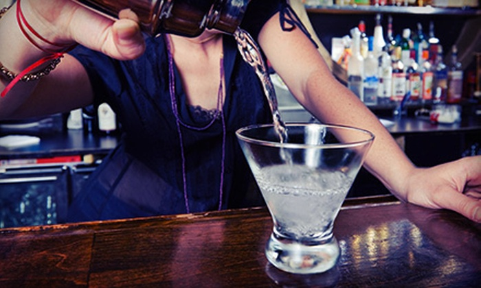 Pacific Bartending School - Northeast Torrance: $179 for a Two-Week Bartending-Certification Course at Pacific Bartending School ($395 Value)