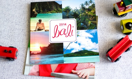 Custom 40-Page Photobooks for $5.99–$29.99 from Photobook Canada
