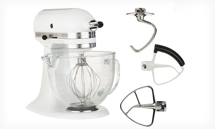 Kitchen Aid Deluxe Edition  Qt  Max Watts