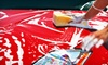 A Touch of Class Auto Detailing: Mobile Wash and Wax, or Mobile Executive Auto Detail for a Car or SUV from A Touch of Class (Up to 61% Off)