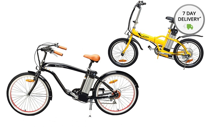 Yukon Electric Bikes: Yukon Electric Bikes. Multiple Options From $899.99 to $1,099.99.