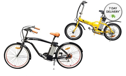 Yukon Electric Bikes. Multiple Options From $899.99 to $1,099.99.