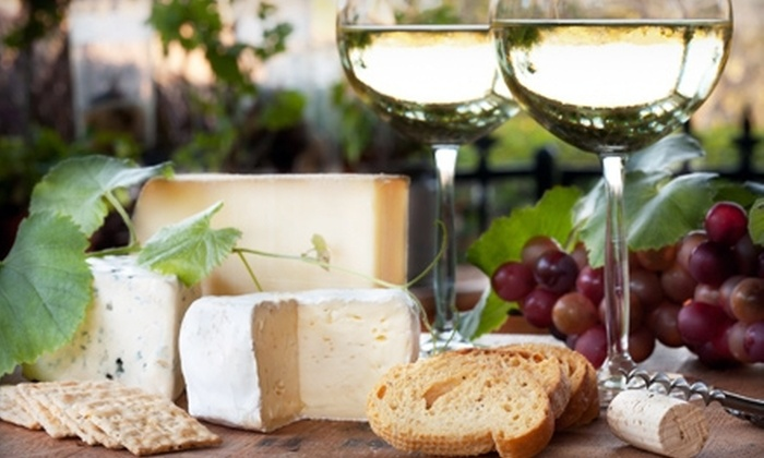 Milk and Roses - Brooklyn: Wine-and-Cheese Paring for Two or Four at Milk and Roses in Brooklyn (Up to 60% Off)