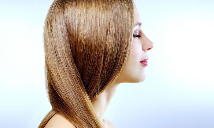 Shalom Hair Salon - Upper Christiana: Haircut Package or Keratin Treatment at Shalom Hair Salon (Up to 55% Off). Four Options Available.