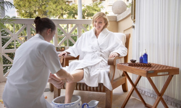 The Spa at Turnberry Isle Miami - Aventura: $179 for a Spa Package with a 90-Minute Massage and a 90-Minute Facial