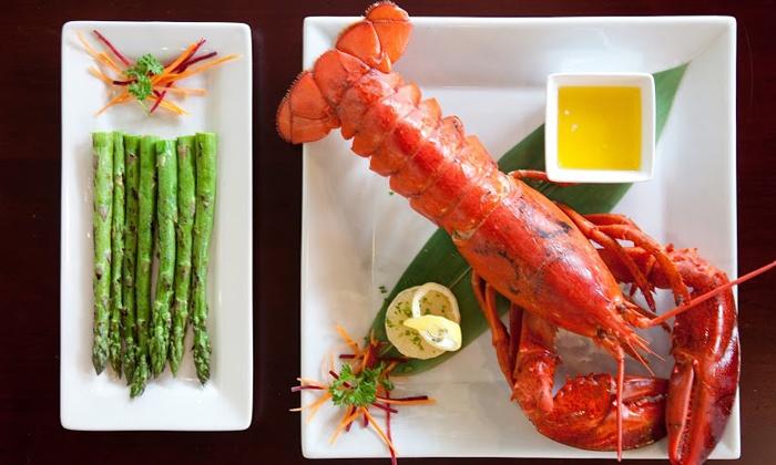 Fish Fish Restaurant Bar & Market - Miami: Seafood Dinner at Fish Fish Restaurant Bar & Market (44% Off)
