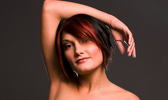 Dolcissima Salon and Spa - North Wales: Haircut with Conditioning or Coloring Treatments at Dolcissima Salon and Spa (Up to 52% Off). Three Options Available