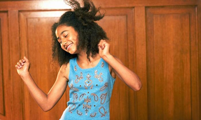 The Studio Dance & Pilates - Jericho: 5 or 10 Children's Dance Classes at The Studio Dance & Pilates (Up to 67% Off)
