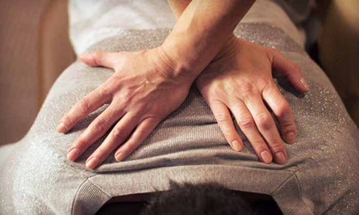 The Joint...the chiropractic place - Neighbors Southwest: Chiropractic Exam, Consultation, and Four or Eight Adjustments at The Joint...the chiropractic place (Up to 79% Off)