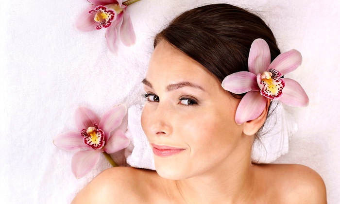 Nanu Threading - Main Place Mall: Three Eyebrow Threading Sessions, or One or Two European Facials at Nanu Threading (Up to 54% Off)