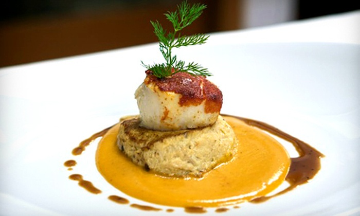 Restaurant Michael - Glencoe: $72 for a French Tasting Menu with Wine Flight for Two Sunday–Friday at Restaurant Michael in Winnetka ($148 Value)