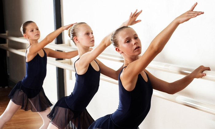World Ballet Inc. - Tallahassee: $45 for One Month of Ballet, Jazz, Hip-Hop, and Pilates and Yoga Classes at World Ballet Inc. ($111 Value)
