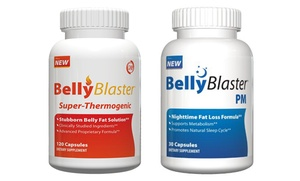 Belly Blaster Fat Burning & Weight Loss Kit 24hr Weight Loss...