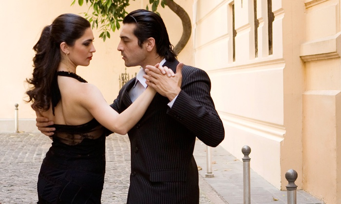 Melendrez Dance Studios - Inside The Grand Ballroom: 10 Group Latin or Ballroom Dance Lessons for One or Two at Melendrez Dance Studios (Up to 60% Off)