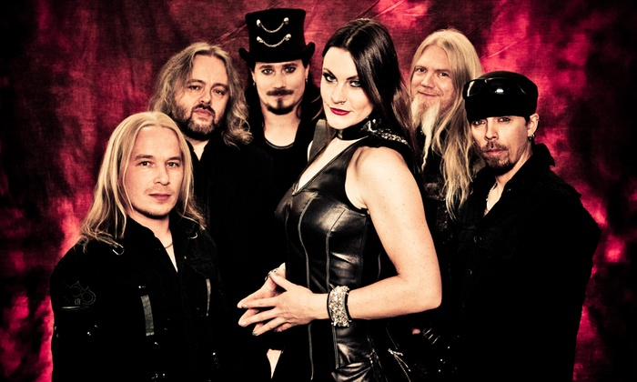 Nightwish - The Greek Theatre: Nightwish, Delain, and Sabaton at Greek Theatre on Friday, May 1 (Up to 53% Off)