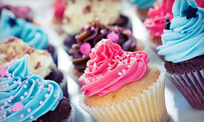 Peyton's Pantry - North Central Omaha: One or Two Dozen Regular Cupcakes from Peyton's Pantry (Up to 55% Off)
