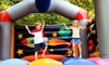 Jump-N-Play - Charlotte: $59 for an All-Day Bounce-House Rental from Jump-N-Play ($290 Value)