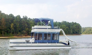 Jordan Lake Tours: $149 for Two-Hour Boat Tour for Up to 10 from Jordan Lake Tours in Moncure (Up to $335 value)
