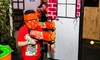 Up to 50% Off Open-Play Nerf War at Tactical Urban Combat