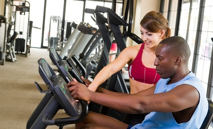 One- or Three-Month Gym Membership or One Month of Boot Camp at Mavericks Gym (Up to 84% Off)