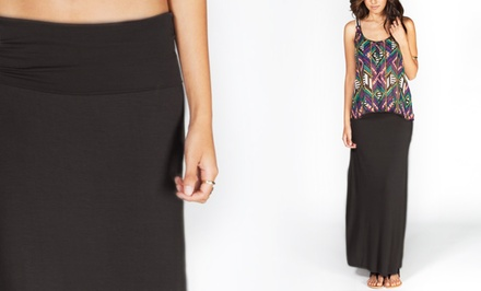 Love T Maxi Skirts. Multiple Colors Available. Free Returns.