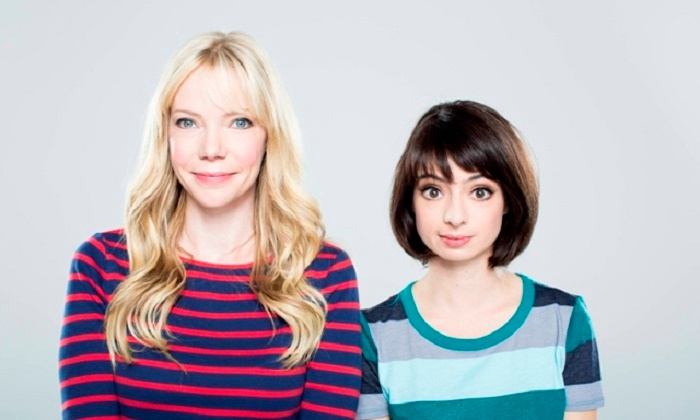 Garfunkel & Oates - Egyptian Room at Old National Centre: Garfunkel & Oates at the Egyptian Room at Old National Centre on Saturday, November 15, at 8 p.m. (Up to 52% Off)