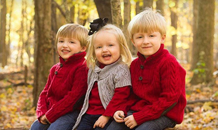 Ashley Brooks Photography - Nashville: $45 for One-Hour On-Location Photo Shoot with Prints from Ashley Brooks Photography ($125 Value)