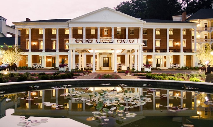 null - Harrisburg / Lancaster: Stay at Omni Bedford Springs Resort in the Allegheny Mountains, PA. Dates into January Available.