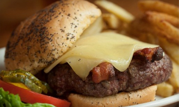 Charley's - Reservoir,Thompsonville: American Cuisine at Charley's (40% Off). Two Options Available.