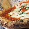 Menu pizza con antipasto e dolce