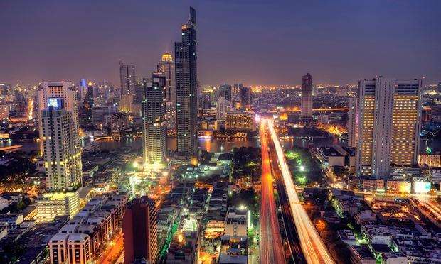 Bangkok: City Hotel + SQ Flights 7