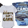 Country Casuals Camo Infant Bodysuits